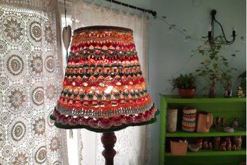 המנורה ששיפצתי