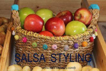 Salsa styling